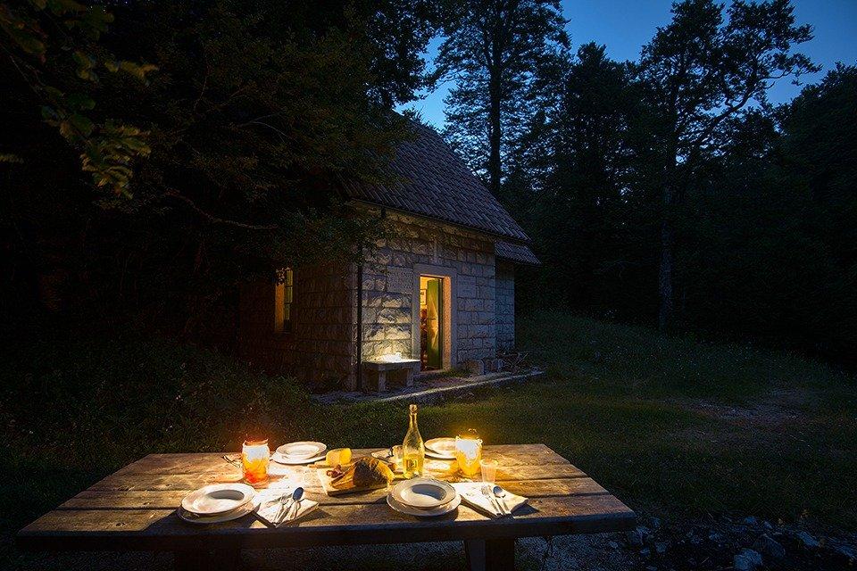 Escursioni in Abruzzo con cena e soggiorno in rifugio